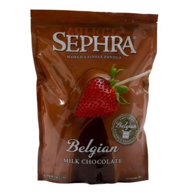 Mléčná čokoláda do fontány Sephra 2,5 kg